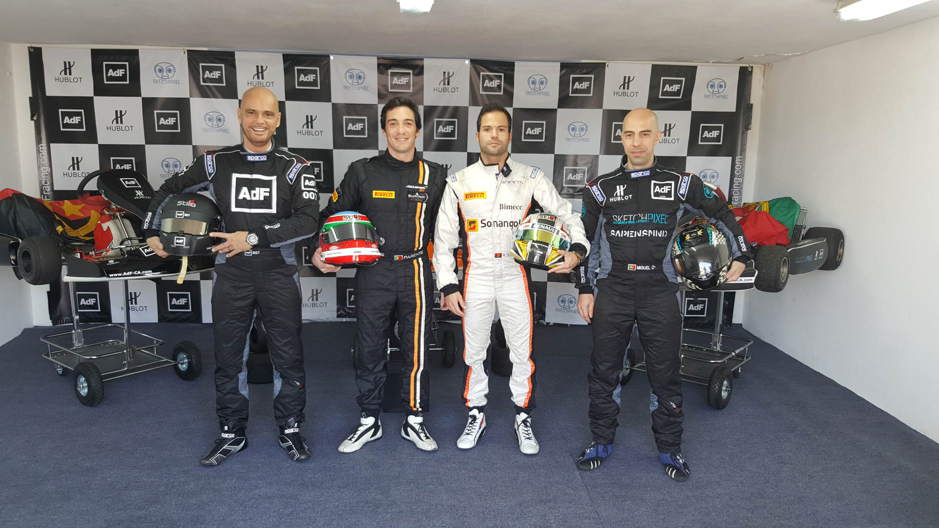 Official launch of AdF-Racing Team